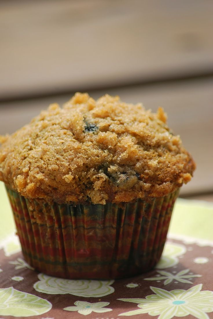 My story in recipes: Whole Wheat Blueberry Muffins - Cooks Country