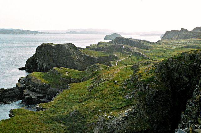 Bay Roberts Heritage Walking Trial, Newfoundland
