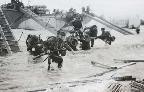 d-day and juno beach
