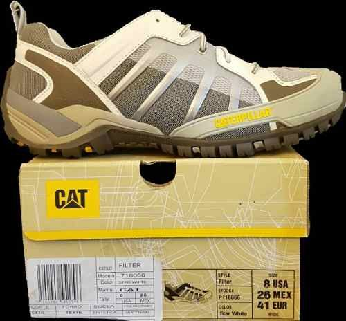 Zapato Hiker Caterpillar Versa 2245 Tenis Envio Gratis - $ 2,995.65