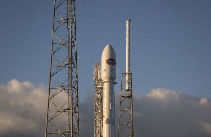 SpaceX is aiming to launch the Deep Space Climate Observatory, also known by the acronym DSCOVR, today during a launch window that kicks off at 6:10 PM ET..
