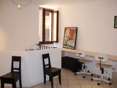 Bezauberndes Haus am Gardasee  Gargnano  - 2.OG: Studio - Arbeitstisch