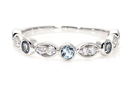 jewelry band debebians designs aquamarine from ring fine eternity blog bands