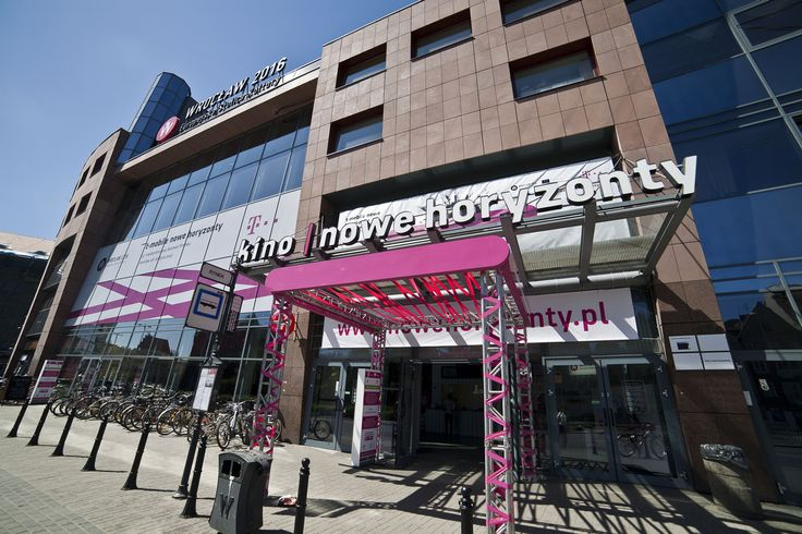 Kino Nowe Horyzonty in Wrocław, Województwo dolnośląskie