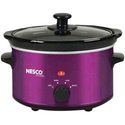 Nesco 1.5 Quart Metallic Purple Oval Slow Cooker #prplkitchen. Purple  Kitchen DecorSmall AppliancesKitchen ...