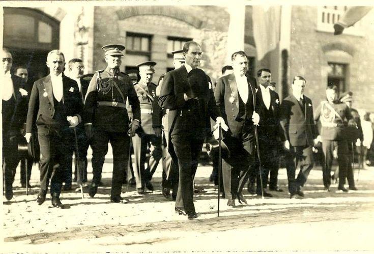 ✿ ❤ Ankara, 29 Ekim 1933 Cumhuriyet Bayramı