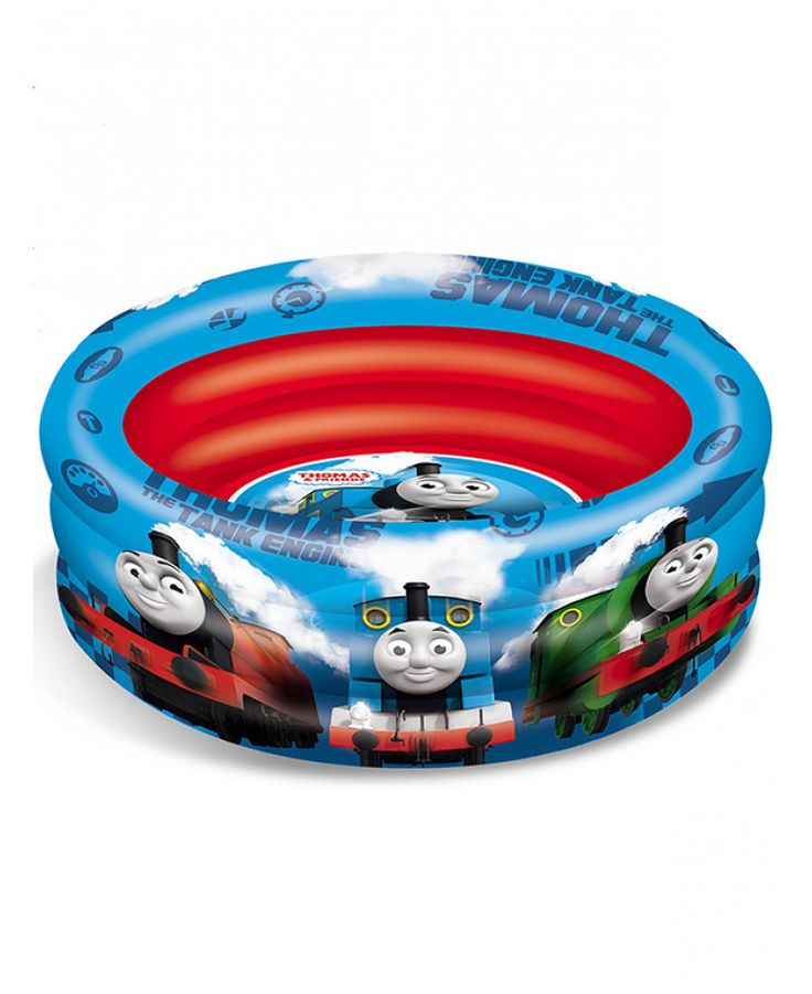 Thomas and Friends Inflatable Three Ring Pool can double as a paddling and ball pool. More characters available + FREE P+P.