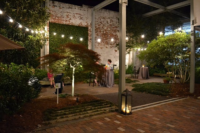 The Atrium in Wilmington, NC where Erin and Jeremy will get married
