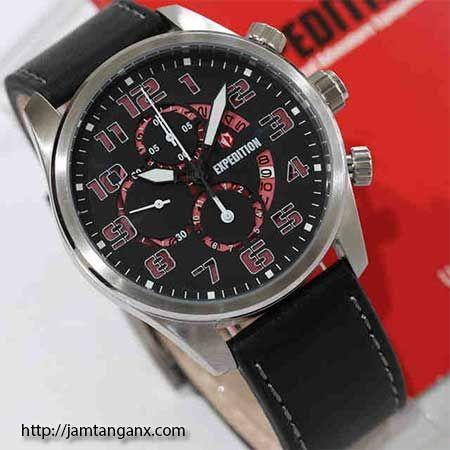 jam tangan expedition E6673 original