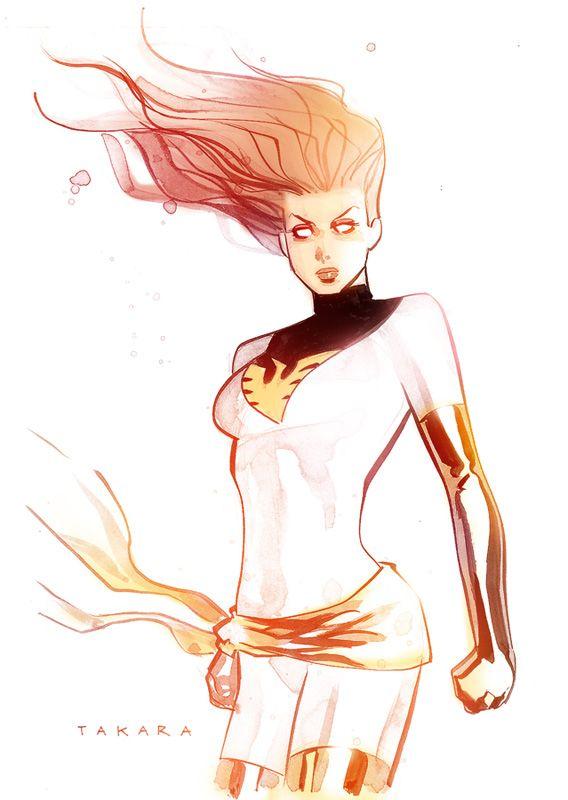 Daily @deviantART Picks Weekend Edition #Phoenix #Marvel #JeanGrey | Images Unplugged