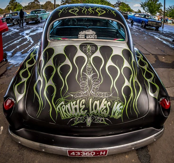 259 Best Pinstriping Images On Pinterest Car Drawing And Food