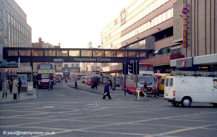 C&A Leicester 1980s