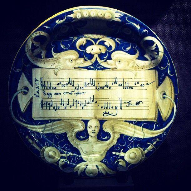 """""""Seggi cuore e non restare"""" at Museo Internazionale della Ceramica in Faenza - Instagram by @keaneiscool] http://instagr.am/p/LfHIDwPLIq/"""