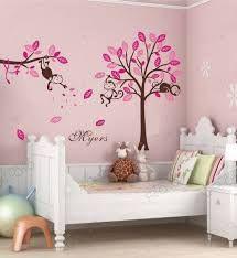 arboles pintados en la pared infantiles - Buscar con Google