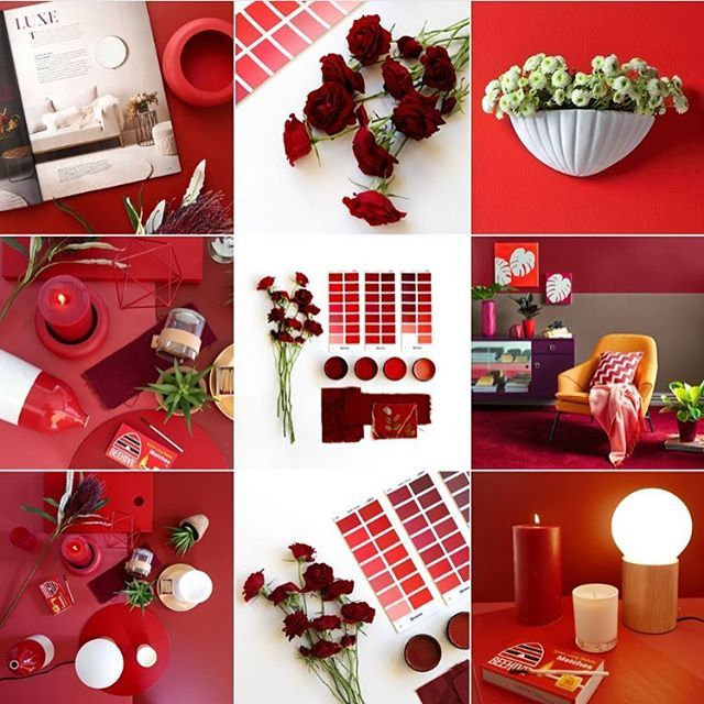 I see red, I see red, I see red! Follow us for colour inspiration, every week a new hue! #Resene #ReseneReds