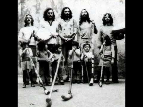 Los Jaivas - Cancion Para Los Pajaros
