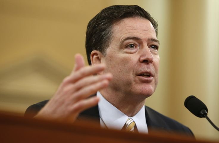 FBI DIRECTOR JAMES COMEY TRIED TO REVEAL RUSSIAN TAMPERING MONTHS BEFORE ELECTION