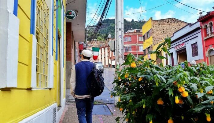 The Streets Of La Macarena Bogota | Local Tips: 6 Authentic Things To Do In Bogota Colombia