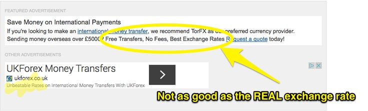 Ukforex exchange rates