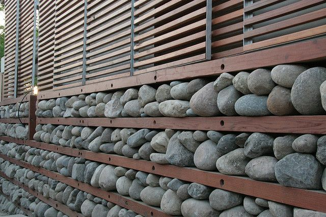 Passive Cooling: Rock Wall.  A Natural Thermostat