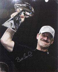 Bill Cowher Pittsburgh Steelers - Trophy
