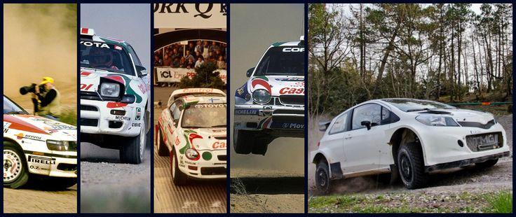 K-AM is back: dalla ST165 alla Yaris WRC