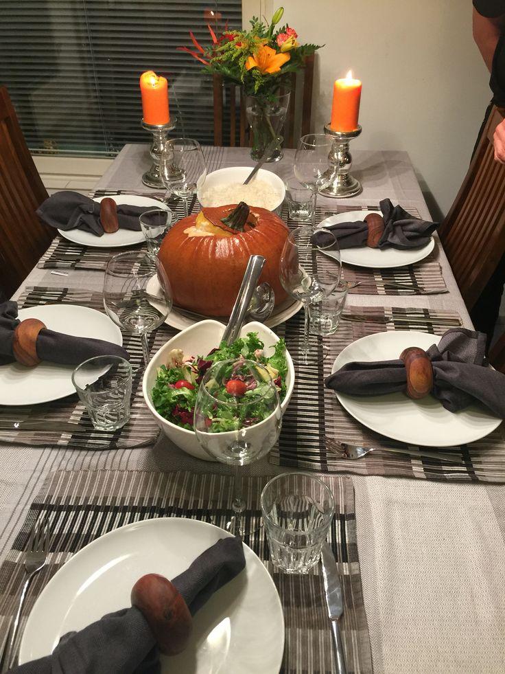 Jantar para pessoas especiais.❤️