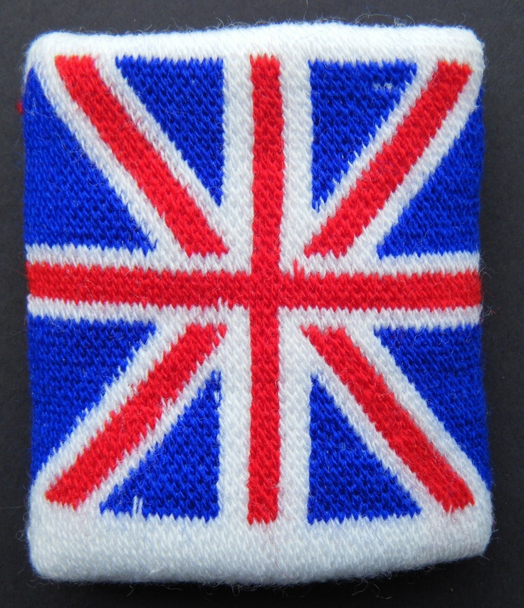 BRITISH BRITAN UK SPORTS COUNTRY FLAG WRISTBAND SOCCER DRAPEAU PAYS