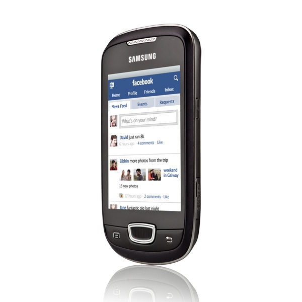 Samsung Galaxy Mini - meteor.ie