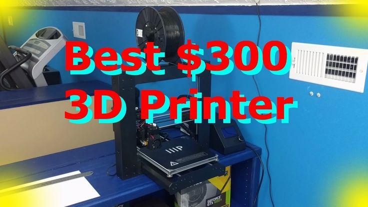 Best $300 3D printer 2017 - Monoprice Maker Select V2
