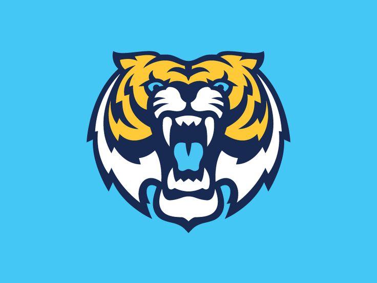 Tigers Mascot Concept 2 (Refinement)