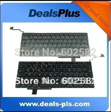 """==> [Free Shipping] Buy Best New LAPTOP Danish KEYBOARD FITS MacBook Pro 17"""" Unibody A1297 Year of 2009 2010 2011 2012 Online with LOWEST Price 
