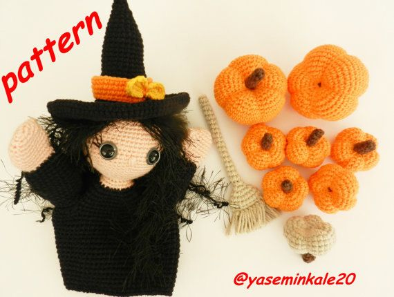 Hey, I found this really awesome Etsy listing at https://www.etsy.com/listing/399618727/amigurumi-hand-puppet-witch-girl