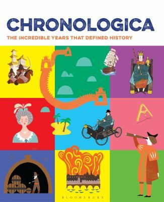 Chronologica takes the reader through an informative, eye-opening and often humorous journey across 100 of the most incredible years, covering well-known events and biographies, alongside little-known episodes which have had an impact on world history.