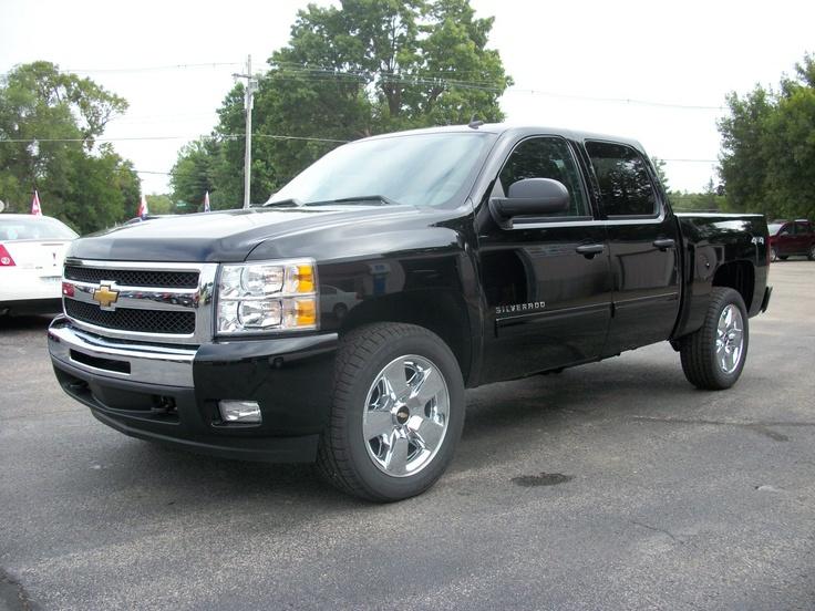 2011 Chevy Silverado