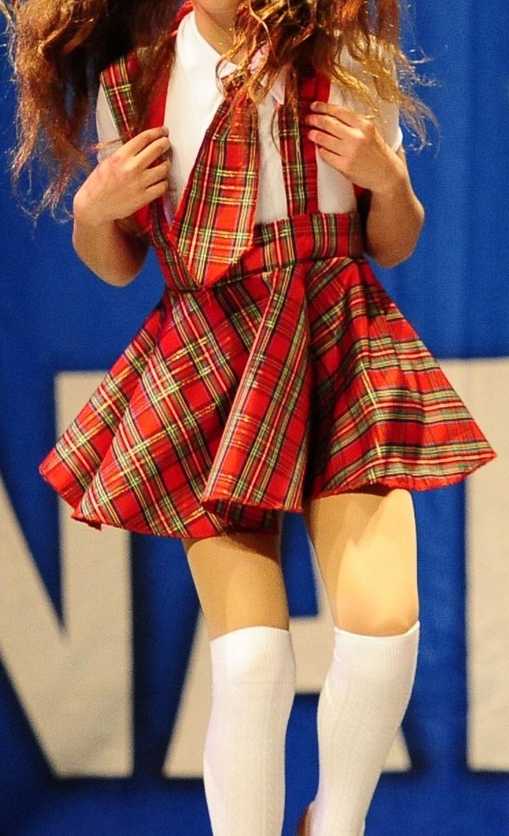 Old school girl costume-5586