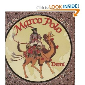 Marco Polo by Demi.  AO mom recommended.  Geography.
