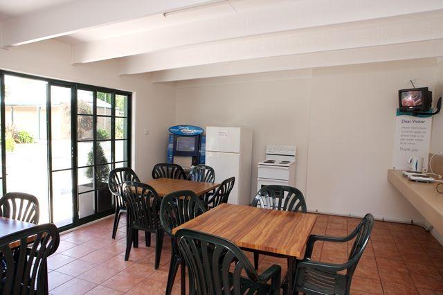 BIG4 Ballarat Goldfields Holiday Park Kitchen