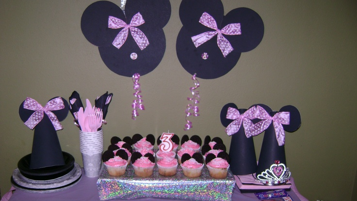 ... Mouse Baby, Minnie Baby, Cupcake Stands, Mouse Silhouette, Christine