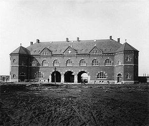 Københavns godsbanegård