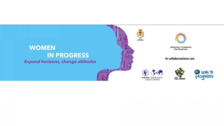 #WIP4WOMEN Venerdì 8 Aprile lo staff WIP e The Qube tornano a Copertino tra i banchi di scuola con il progetto Women in Progress per diffondere la cultura d'impresa sul territorio