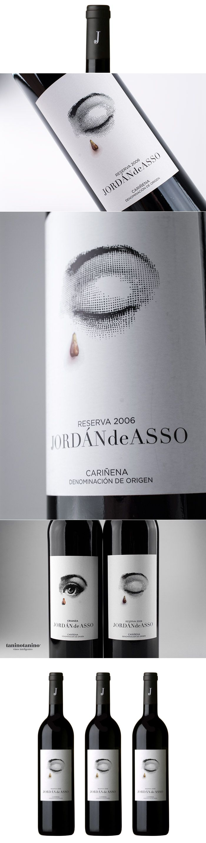 JORDAN DE ASSO RESERVA 2006 - TANINOTANINO VINOS INTELIGENTES wine / vinho / vino mxm