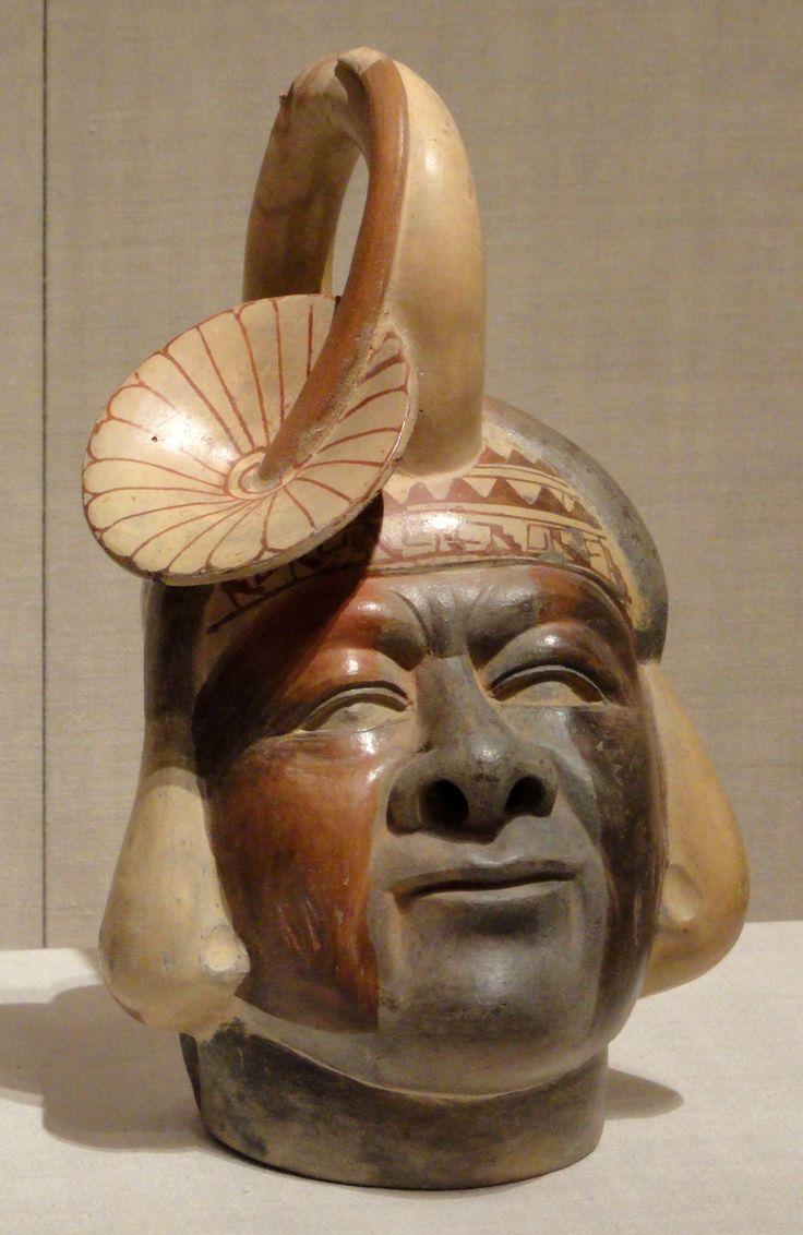 Moche, Peru: Ceramics