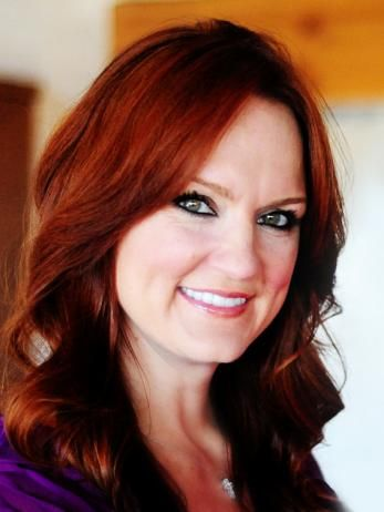 Ree Drummond - The cooking channel's The Pioneer Woman is also a redhead.