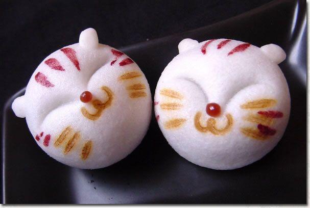 Manju cat