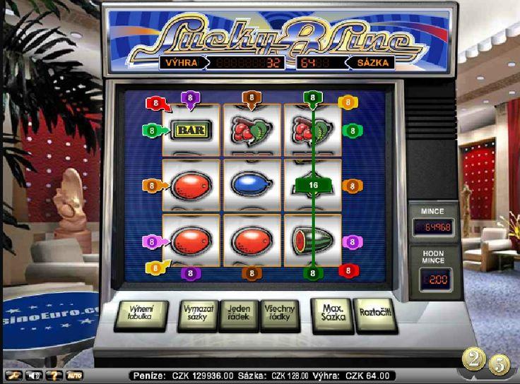 Ponořte se do zábavného světa výher! http://www.hraci-automaty.com/hry/vyherni-automat-lucky-8-line #hraciautomaty #lucky8line #vyhra #hry