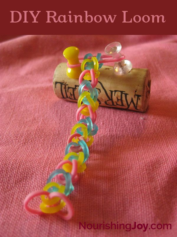 Rainbow Loom Knitting Patterns : 31 best images about Rainbow looms on Pinterest Loom, Rubber band bracelet ...