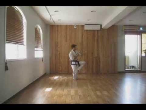 TaekwonDo Solo training. #taekwondo #training #workout #kicks #martialarts #artesmarciales #santiagopinto #corea #korea #태권도 #ITF #itftaekwondo