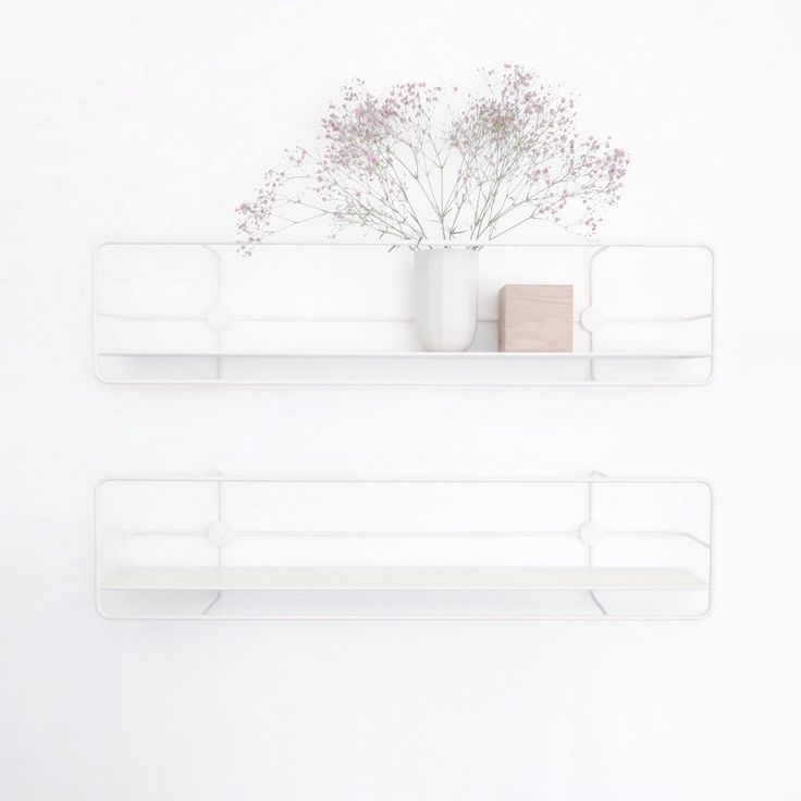 Details in simplicity . Thanks for sharing your pictures with #wouddesign and #mywouddesign!  Here the horizontal Coupè shelves, designed by @poiat_office is add some functional detail to the room. Photo by @lillely_