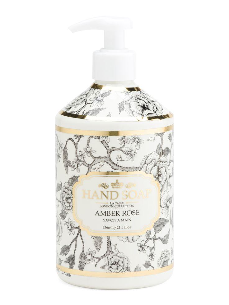 Amber Bathroom Accessories